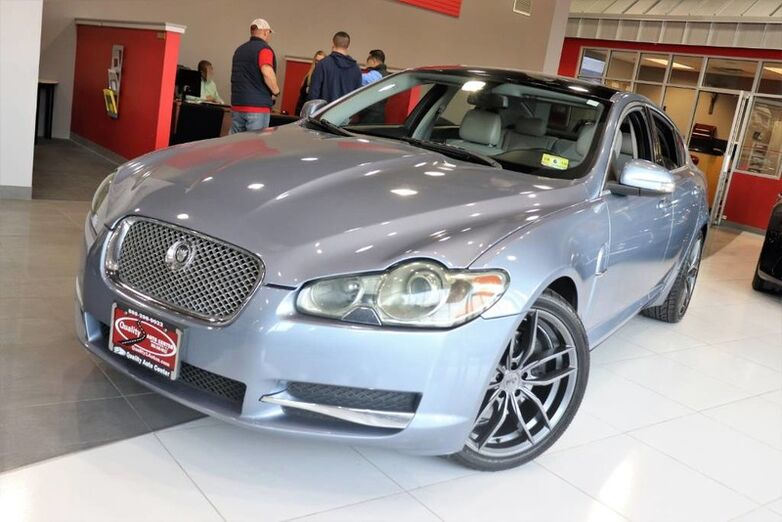 2009 Jaguar XF Premium Luxury - 4.2L V8 F 32V - CARFAX Certified 2 Owners - No Springfield NJ