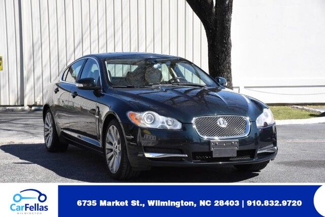2009 Jaguar XF Premium Luxury Wilmington NC
