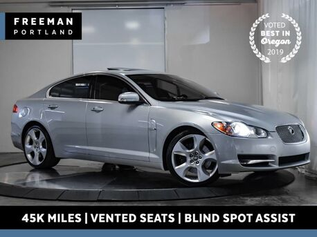 2009_Jaguar_XF_Supercharged 45K Miles Blind Spot Asst Vented Seats_ Portland OR