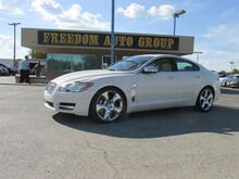 2009_Jaguar_XF_Supercharged_ Dallas TX