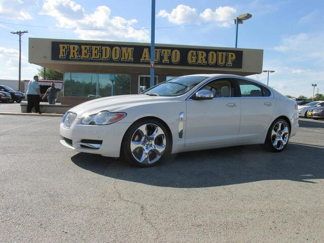 2009 Jaguar XF Supercharged Dallas TX ...