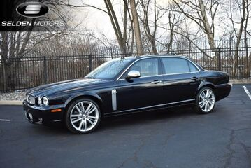 2009_Jaguar_XJ_Super V8 Portfolio_ Willow Grove PA