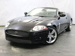2009_Jaguar_XK Series_XKR / 4.2L V8 Supercharged Engine / RWD / Convertible_ Addison IL
