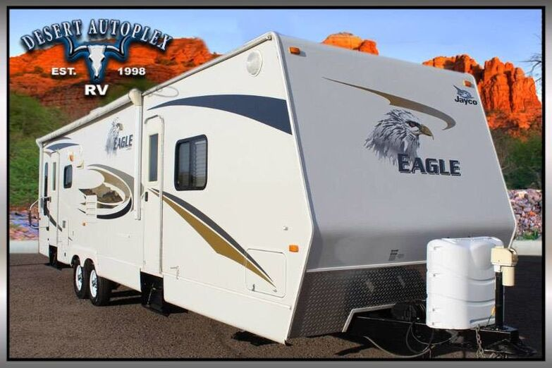 2009 Jayco Eagle 320RLDS Double Slide Travel Trailer Mesa AZ