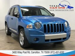2009_Jeep_Compass_LIMITED 4WD NAVIGATION LEATHER HEATED SEATS REAR CAMERA KEYLESS_ Carrollton TX