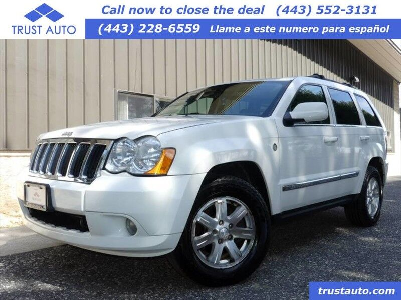 2009 Jeep Grand Cherokee Limited Sykesville MD