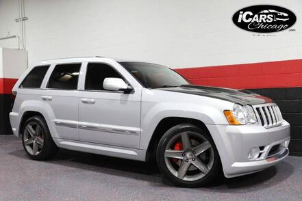 2009_Jeep_Grand Cherokee_SRT-8 4dr Suv_ Chicago IL