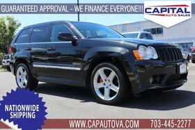 2009_Jeep_Grand Cherokee_SRT8_ Chantilly VA