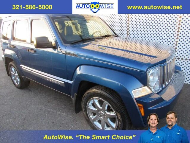 2009 Jeep Liberty 4x4 LIMITED Limited Melbourne FL