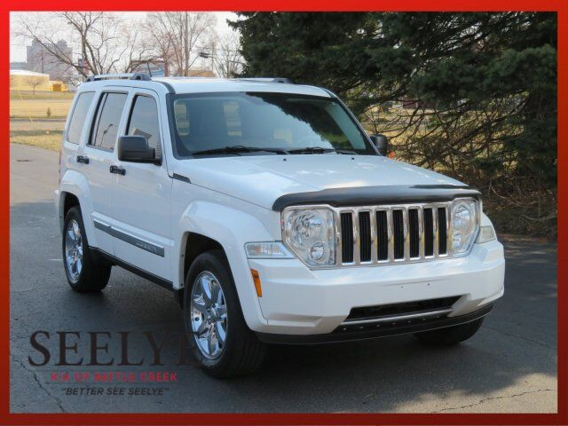 2009 Jeep Liberty Limited Paw Paw MI
