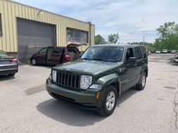 2009_Jeep_Liberty_Sport_ Cleveland OH