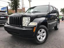 2009_Jeep_Liberty_Sport_ Raleigh NC