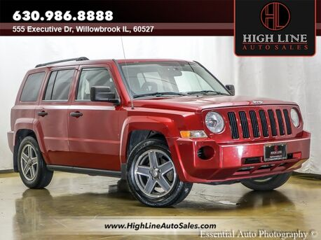 2009_Jeep_Patriot_Rocky Mountain_ Willowbrook IL
