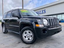 2009_Jeep_Patriot_Sport 2WD_ Jackson MS