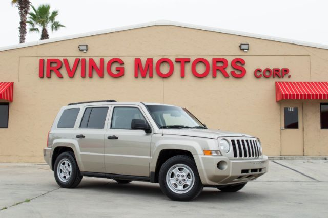 2009_Jeep_Patriot_Sport 2WD_ San Antonio TX