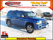 2009_Jeep_Patriot_Sport_ Clearwater MN