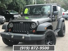 2009_Jeep_Wrangler_4WD 2dr X_ Cary NC