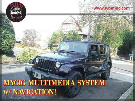 2009_Jeep_Wrangler_4WD Unlimited Sahara_ Arlington VA