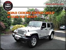 Jeep Wrangler 4WD Unlimited Sahara 2009
