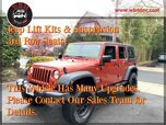 2009 Jeep Wrangler 4WD Unlimited X