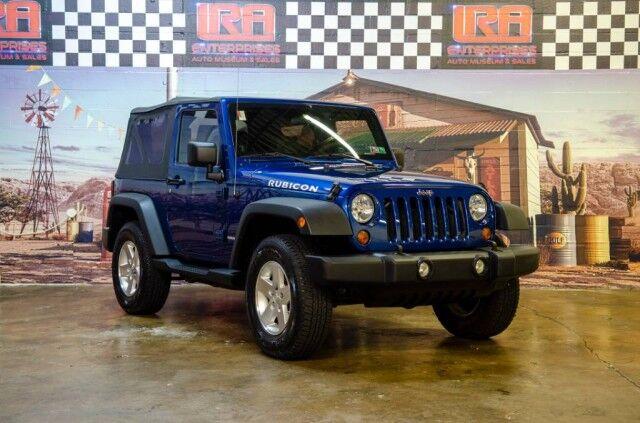 2009 Jeep Wrangler Rubicon Bristol PA