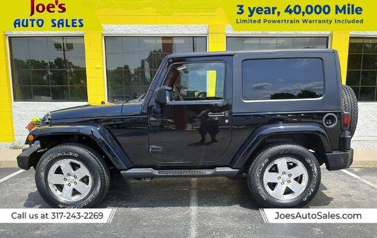 2009_Jeep_Wrangler_Sahara_ Indianapolis IN