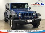2009 Jeep Wrangler UNLIMITED X 4WD AUTOMATIC HARD TOP CONVERTIBLE CRUISE CONTROL AL