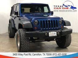 2009_Jeep_Wrangler_UNLIMITED X 4WD AUTOMATIC SOFT TOP CONVERTIBLE CRUISE CONTROL_ Carrollton TX