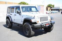 2009_Jeep_Wrangler Unlimited_Rubicon 4X4_ Fremont CA