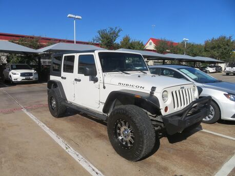 2009_Jeep_Wrangler_Unlimited Rubicon_ Euless TX