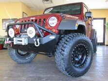 Jeep Wrangler Unlimited Rubicon 2009