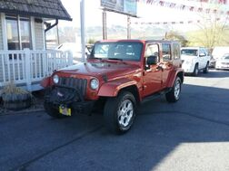 2009_Jeep_Wrangler_Unlimited Sahara 4WD_ Pocatello and Blackfoot ID