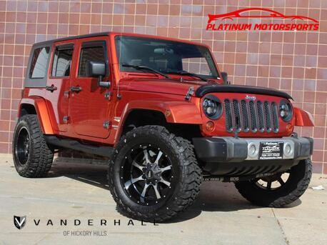 2009_Jeep_Wrangler Unlimited_Sahara_ Hickory Hills IL
