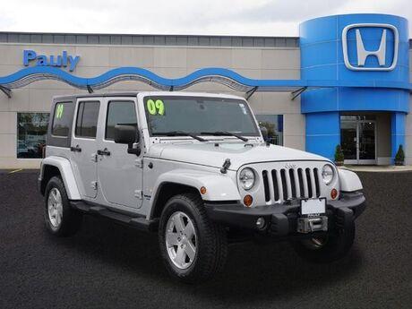 2009 Jeep Wrangler Unlimited Sahara Libertyville IL