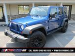 2009 Jeep Wrangler Unlimited Unlimited X 4WD