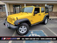 2009_Jeep_Wrangler Unlimited_Unlimited X 4WD_ Fredricksburg VA