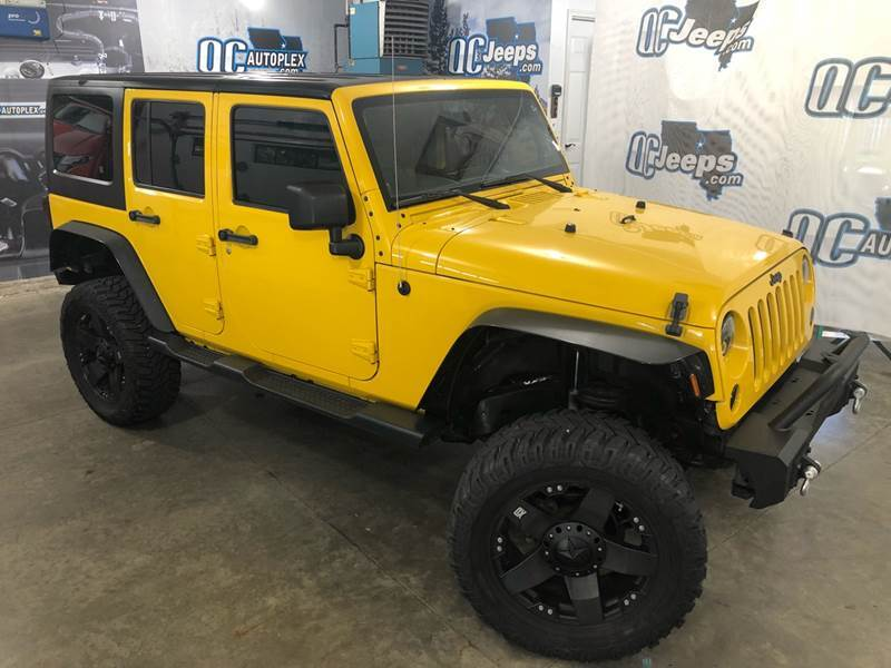 2009 Jeep Wrangler Unlimited X 4x4 4dr SUV