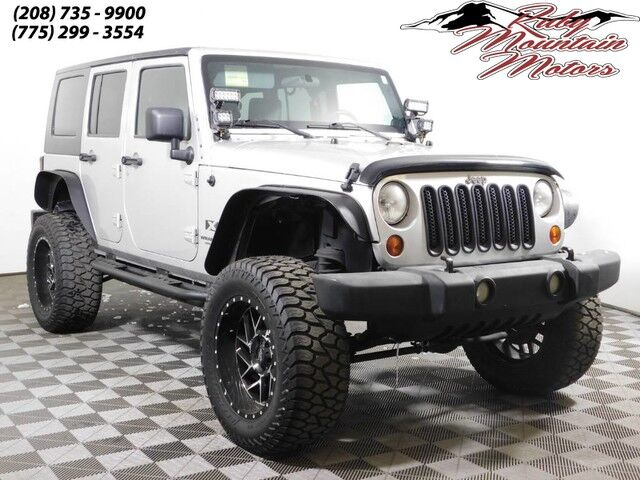 2009 Jeep Wrangler Unlimited X Elko NV