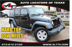 2009_Jeep_Wrangler Unlimited_X_ Plano TX