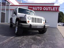 Jeep Wrangler Unlimited X 2009