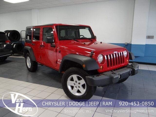 2009 Jeep Wrangler Unlimited X Stoughton WI