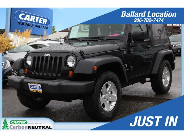 2009 Jeep Wrangler X 4WD Seattle WA