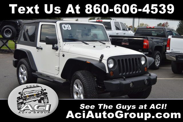 2009 Jeep Wrangler X East Windsor CT