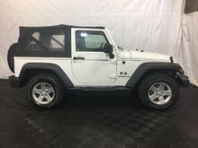 2009_Jeep_Wrangler_X_ Middletown OH