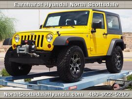 2009_Jeep_Wrangler_X_ Phoenix AZ