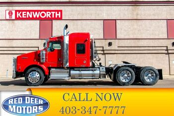 2009_KENWORTH_T-800_Tandem Axle Tractor_ Red Deer AB