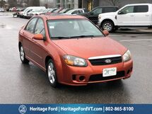 2009 Kia Spectra SX South Burlington VT