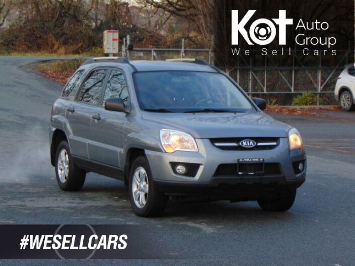 2009 Kia Sportage AWD 4dr V6 Auto LX Maple Ridge BC