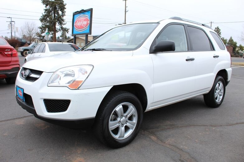 2009 Kia Sportage AWD LX-Convenience Bend OR