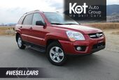 2009 Kia Sportage LX-Luxury Pkg, One Owner, No Accidents, Sunroof